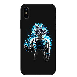 Dragon Ball Z Super Case For iPhone