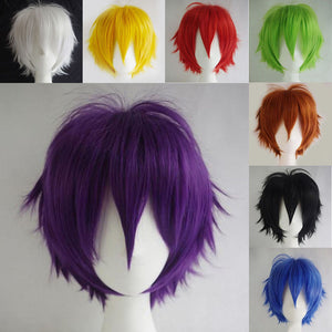 Short Hair Cosplay Wig Cosplay