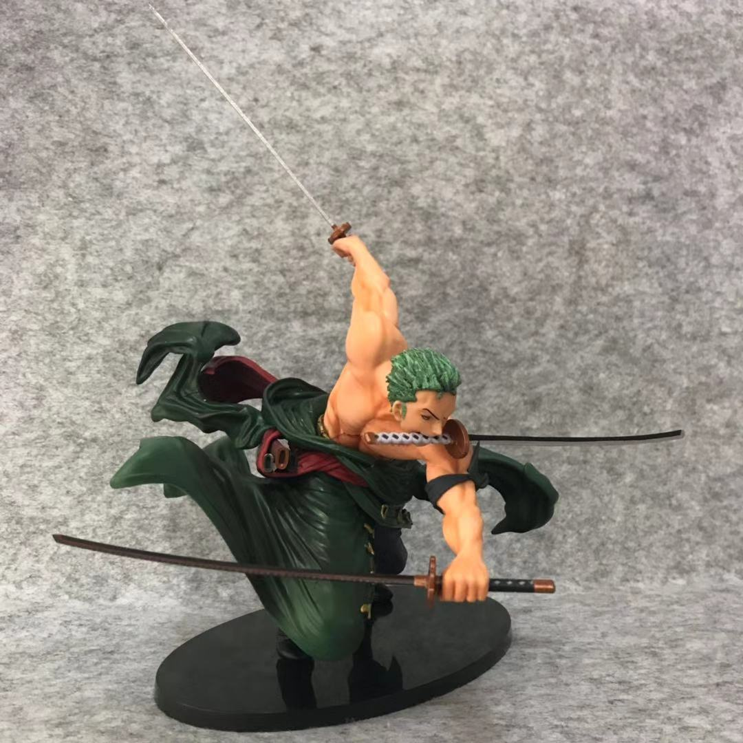 One Piece Roronoa Zoro Figure