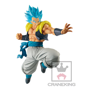 Genuine Banpresto Super Saiyan God Gogeta Figure