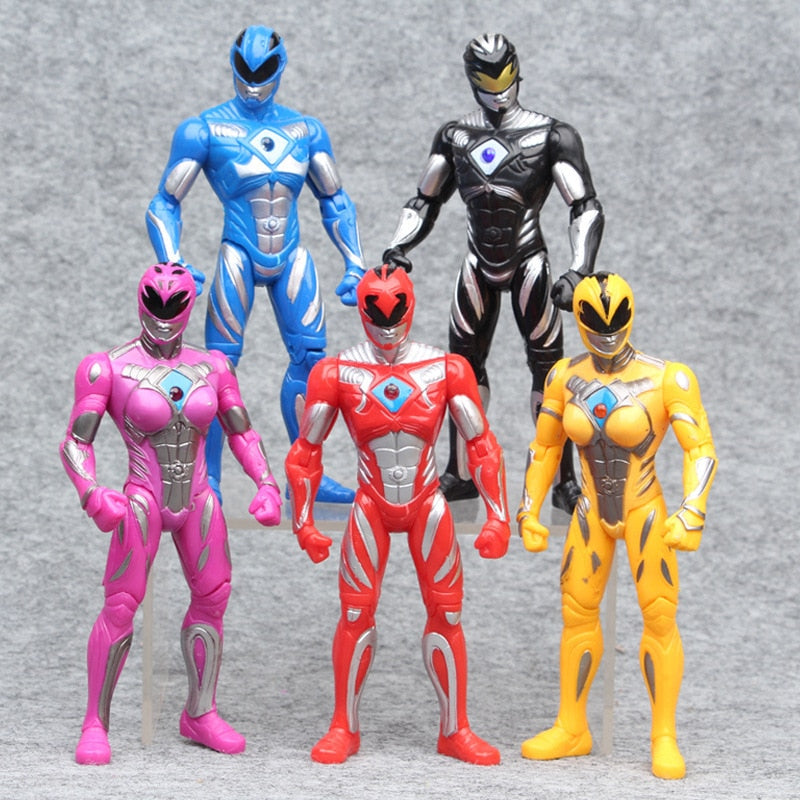 Action Figure Power Rangers