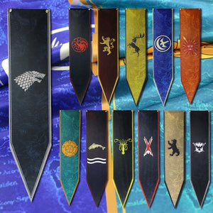 Game Of Thrones Sigils Home Decorative Flag