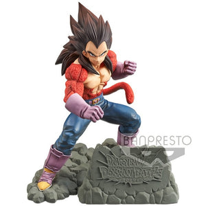 Original Banpresto Dragon Ball GT Vegeta Gogeta Goku SSJ4 Figure