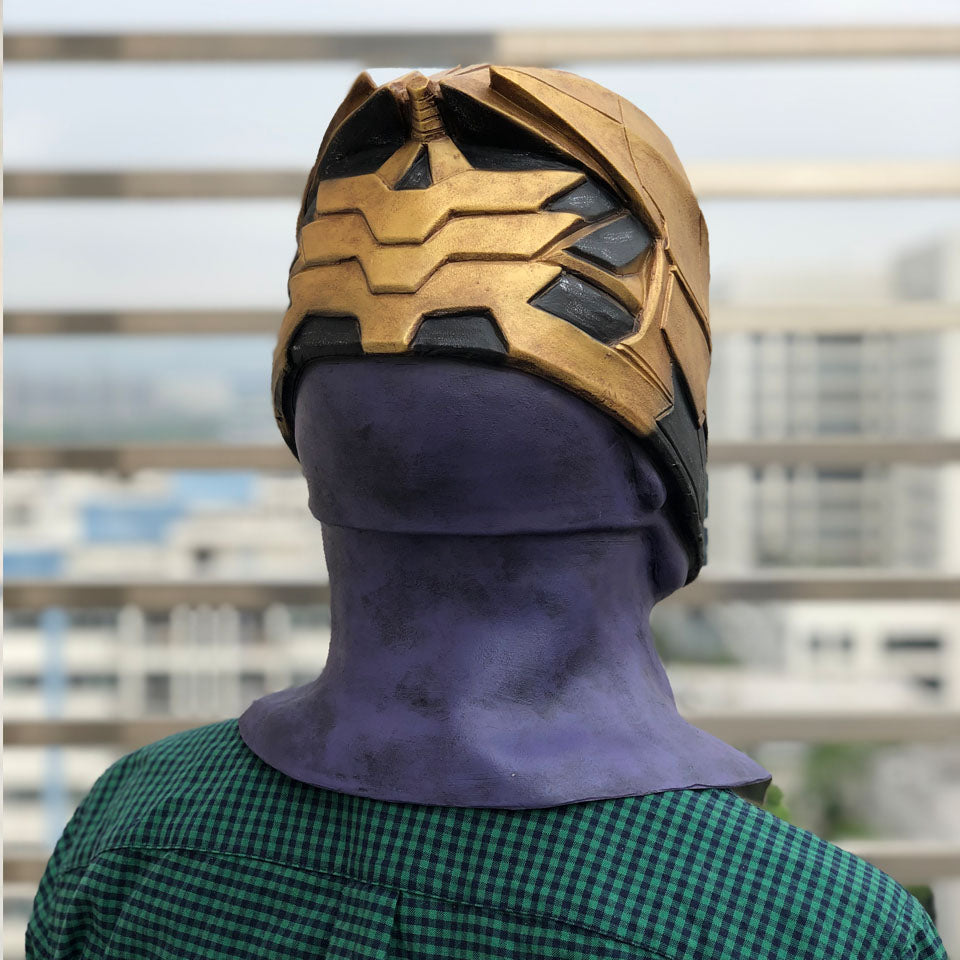Avengers Endgame Thanos Masks Cosplay