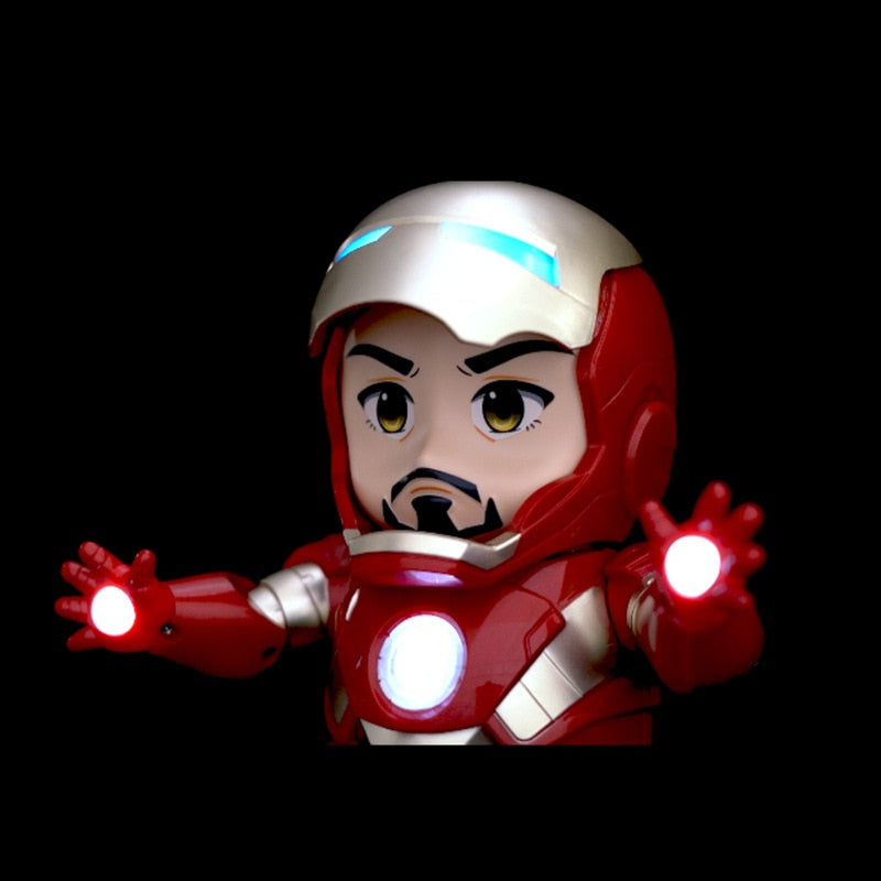 Avenger Iron Man Dancing Stark Figure