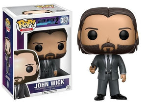 FUNKO POP Arrival John Wick #387 Movie