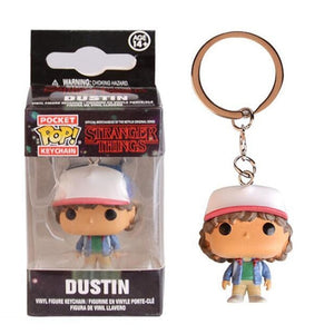 Funko POP Stranger Things ELEVEN BARB DUSTIN Keychain