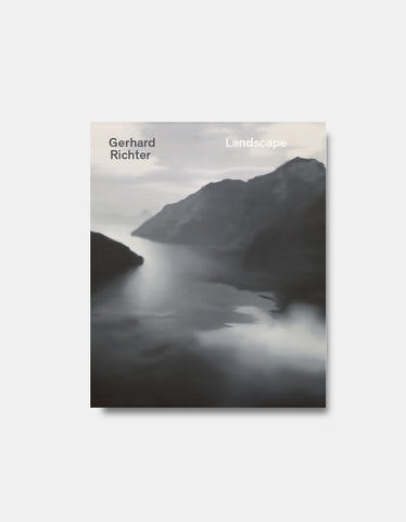 Gerhard Richter - Landscape [Ausstellungskatalog english]