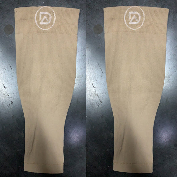 Dominion Active WIDE Calf Compression  Sleeves (1 Pair) - TheGivenGet