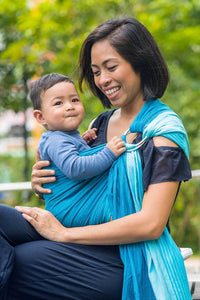 Harmony: Cotton Ring Sling