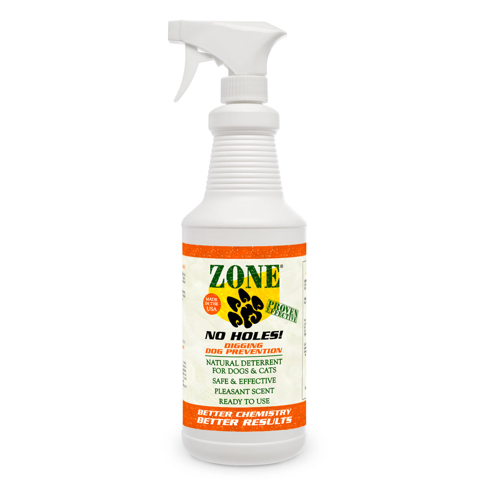ZONE - No Holes! Digging Dog Prevention Ready-to-Use-Spray