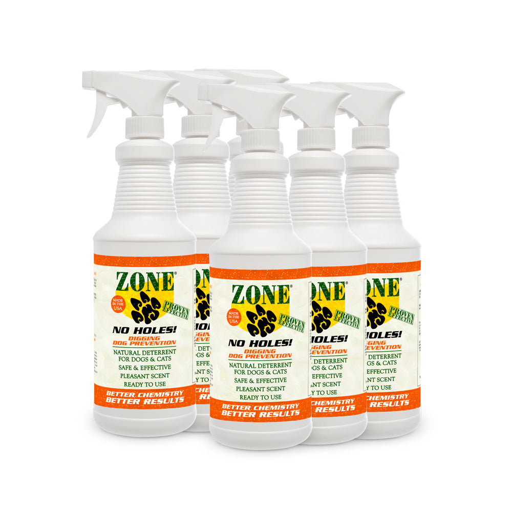 ZONE - No Holes! Ready-to-Use-Spray (6-Pack Case)