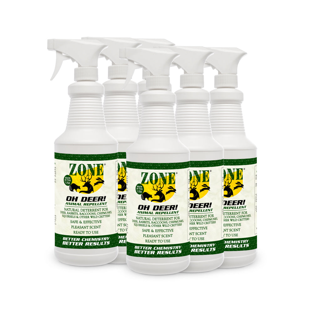 ZONE - Oh Deer! (Ready-to Use Spray 6-Pack Case)