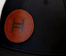 Load image into Gallery viewer, The Gutierrez Leather Patched Hat