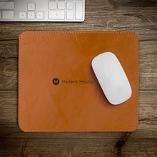 Load image into Gallery viewer, The Leemon Leather Mouse Pad