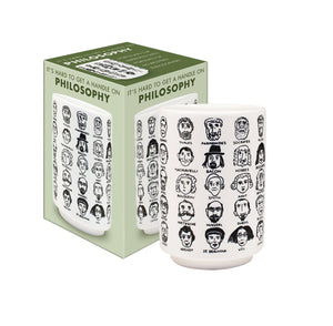 It's Hard to get a Handle on Philosophy Mug