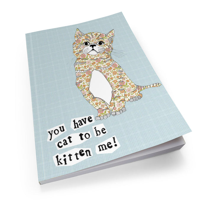 Cat to be kitten me! - Soft Cover Book