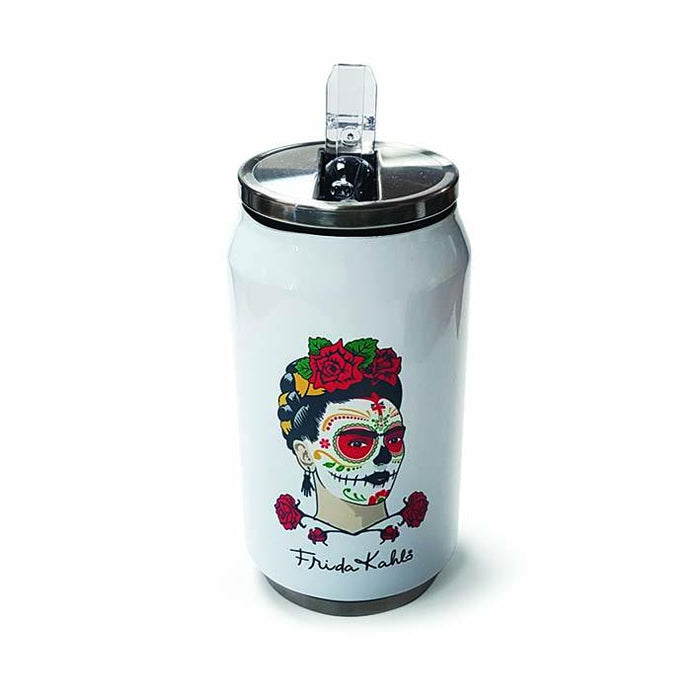 Frida Kahlo Unique Drinks Bottle