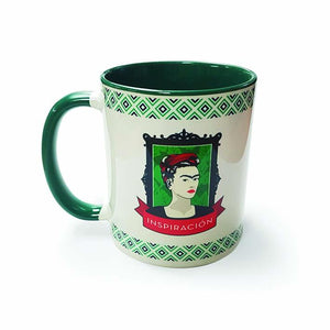 Frida Kahlo Rebel Mug