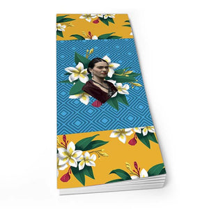 Frida Kahlo Blue Diamond - Shopper Pad