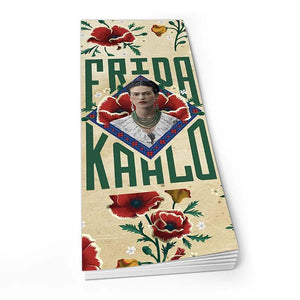 Frida Kahlo Red Poppies - Shopper Pad