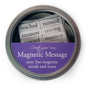 Magnetic Word Sets