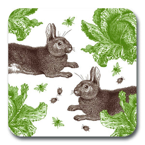 Rabbit and Cabbage Potstand