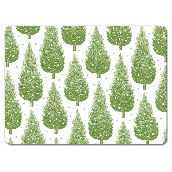 Christmas Tree Tablemat Set of 4