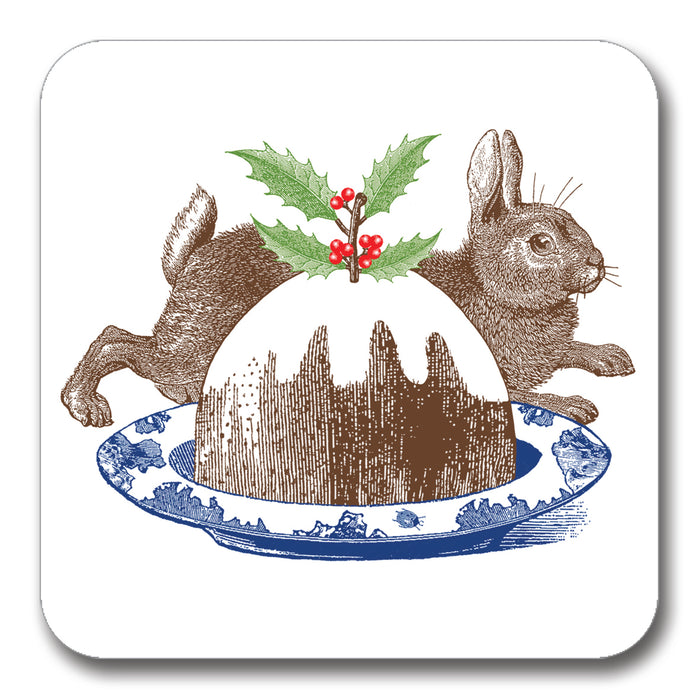 Christmas Pudding Potstand