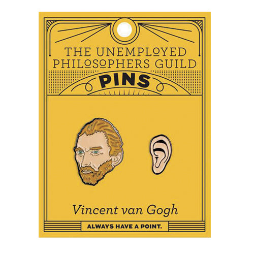 Vincent van Gogh & Ear