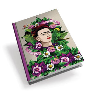Frida Kahlo Frida Flowers Hardback Journal