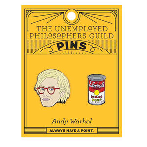 Andy Warhol & Soup