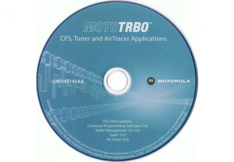 GMVN5141AH MotoTRBO Software