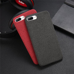 Fabric iPhone Case