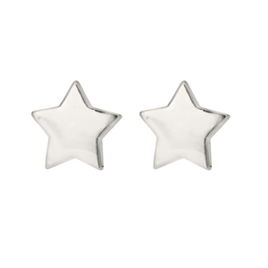 Star Earring Set in Sterling Silver