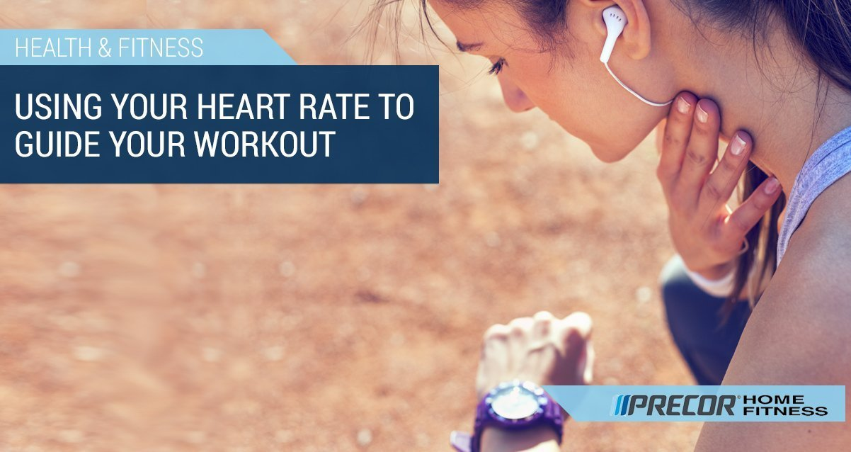 Using heart rate as an exercise guide