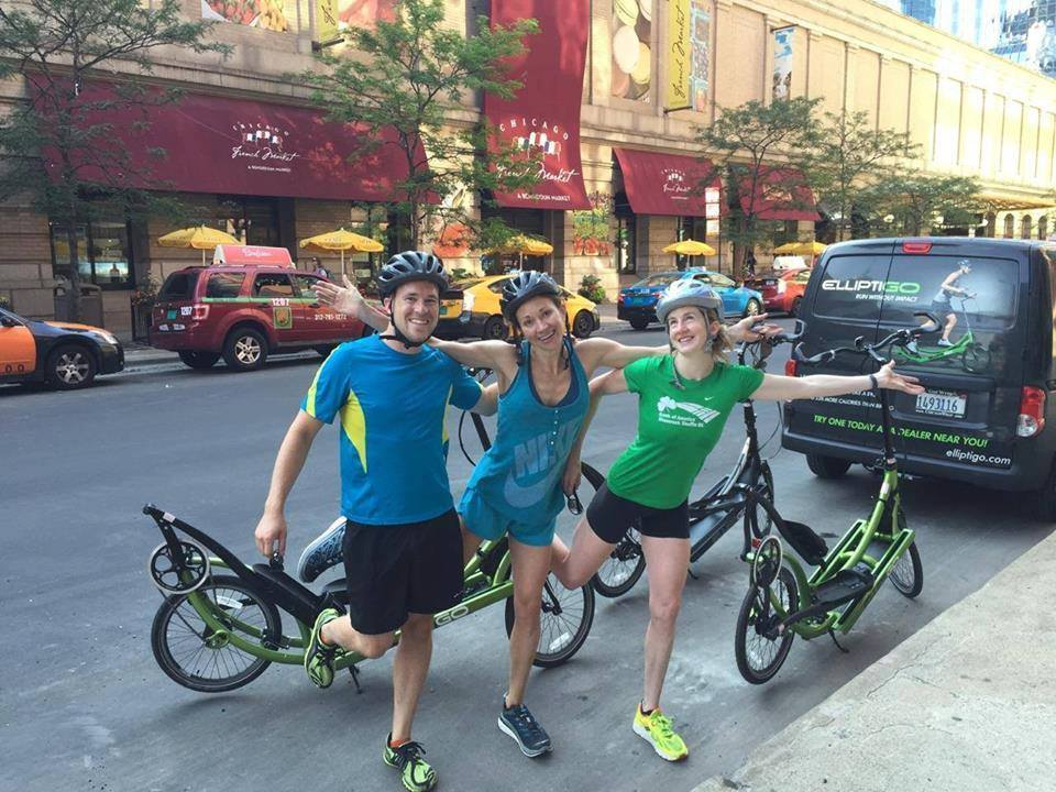 ElliptiGO a go-to solution for injured runners