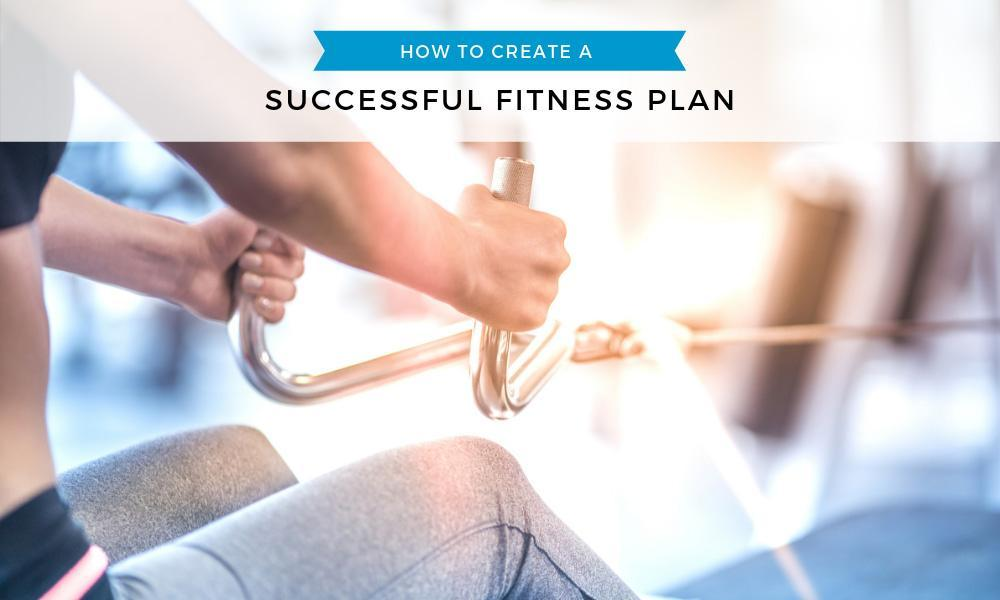 How to Create A Successful Fitness Plan