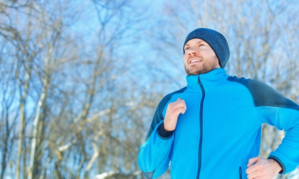The Dangers of Running Outside in Cold Weather