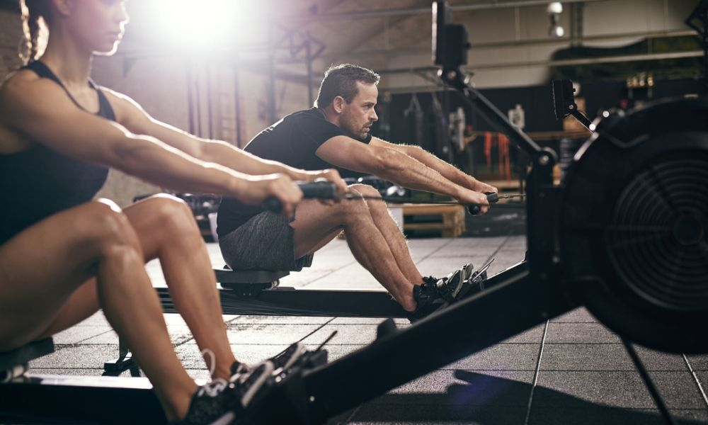 The Benefits of Rowing Exercises