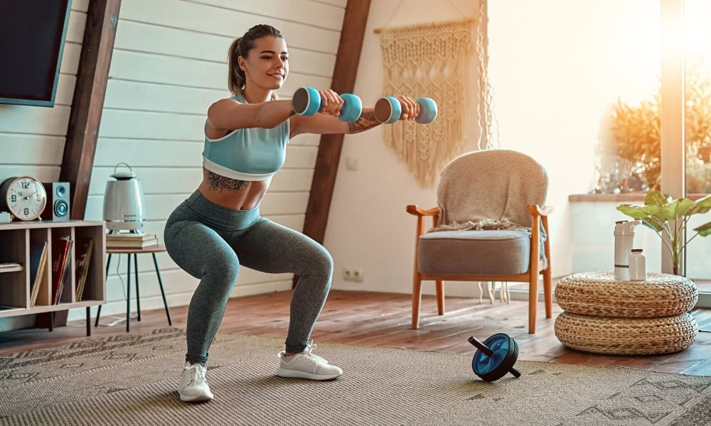 Must-Have Items for Your Home Gym