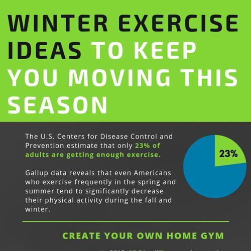 Winter Exercise Ideas to Keep You Moving This Season