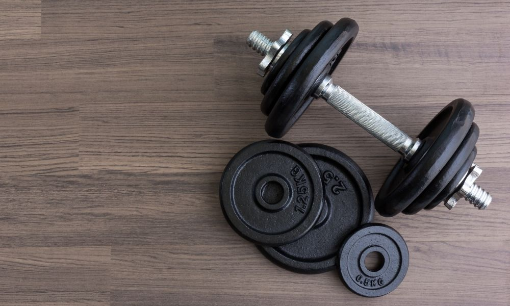 How To Care for and Maintain Your Dumbbell Set