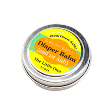 Load image into Gallery viewer, BALM! Baby - Diaper Balm and ALLpurpose skin aid travel tin (the little one)