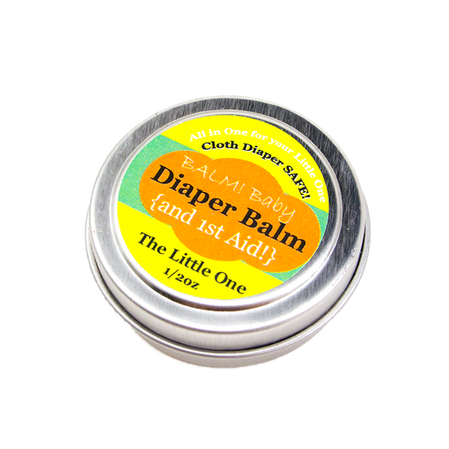 BALM! Baby - Diaper Balm and ALLpurpose skin aid travel tin (the little one)