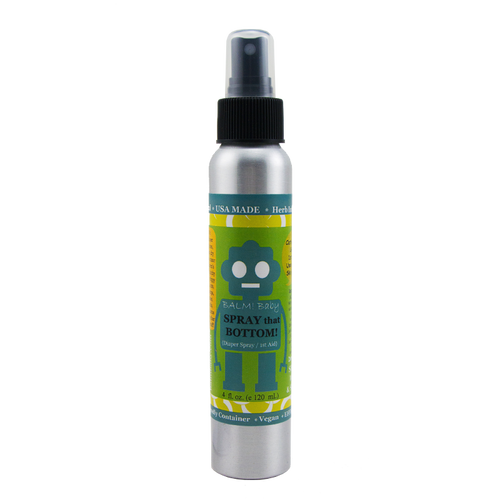 BALM! Baby - Spray that Bottom Natural Diaper Rash and ALL purpose skid Spray