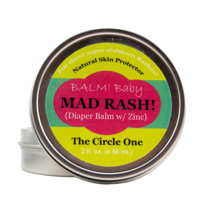 Mad Rash 2oz. in Aluminum Tin