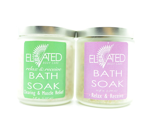 ELEVATED - Bath SOAKS