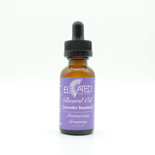 CLEARANCE - ELEVATED - Beard Oil (Natural)