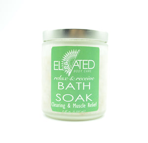 Eucalyptus & Muscle Relief Bath Soak